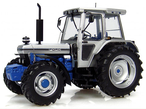 2882 - Universal Hobbies Ford 7810 Tractor Jubilee Edition