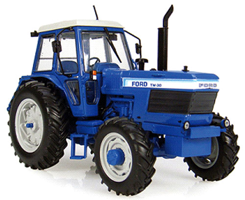 Ford 4x4 Model : Universal hobbies ford tw tractor model