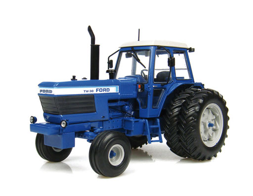 4024 - Universal Hobbies Ford TW30 4x2 Tractor 1979 Model