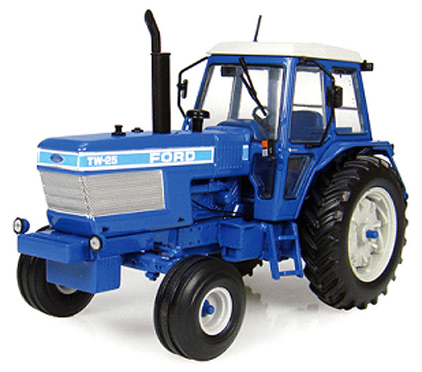 4026 - Universal Hobbies Ford TW 25 4x2 Tractor 1983 Model