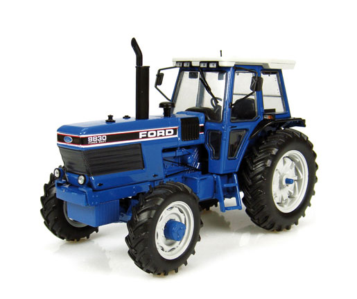 4030 - Universal Hobbies Ford 8830 Power Shift Tractor 1989