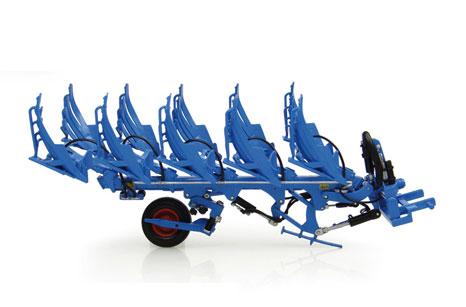 4044 - Universal Hobbies Lemken Mounted Reversible Plough Juwel 8
