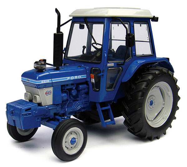 4136 - Universal Hobbies Ford 6610 2WD Tractor Generation