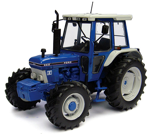 4138 - Universal Hobbies Ford 6610 4WD Tractor Generation II