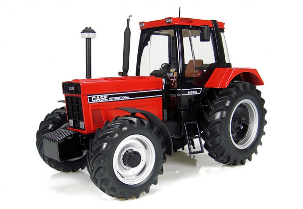 4159 - Universal Hobbies 1986 Case International 1455XL Tractor 2nd