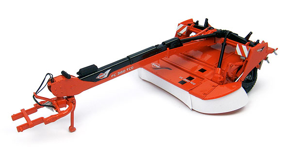 4198 - Universal Hobbies Kuhn FC 3160 TCD Trailed Mower