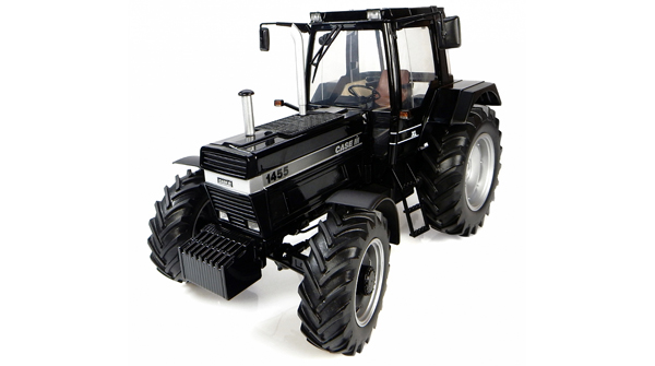 4205 - Universal Hobbies CASE IH 1455 XL Tractor Black