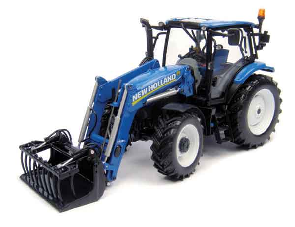4232 - Universal Hobbies New Holland T6140 Tractor