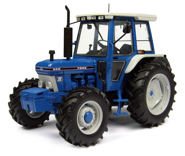 4248 - Universal Hobbies Ford 6410 4WD Generation III Tractor