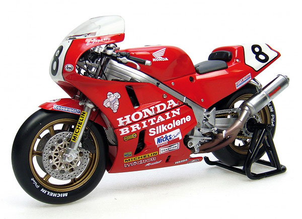 4822 - Universal Hobbies Honda RC30 Carl Fogarty