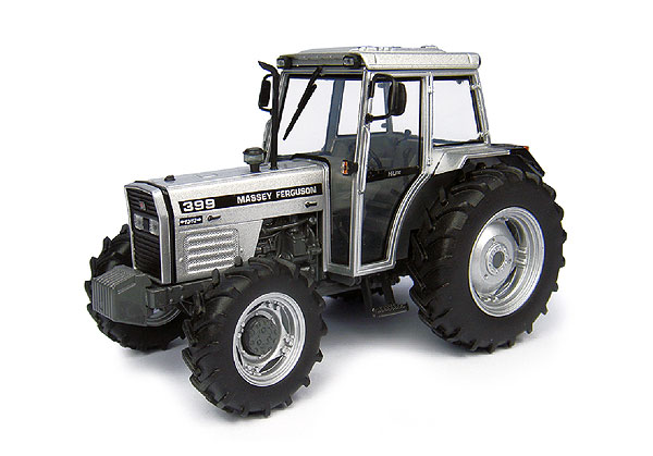 4878 - Universal Hobbies Massey Ferguson 399 Tractor Silver Edition