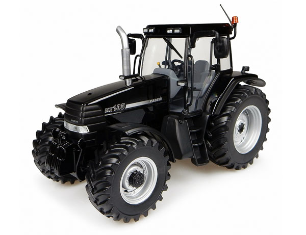 4952 - Universal Hobbies Case IH Maxxum MX135 Tractor Black