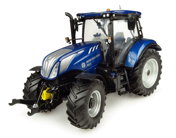 Blue Holland Tractors : Universal hobbies new holland blue power t tractor