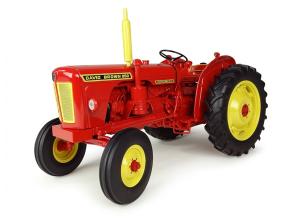 4997 - Universal Hobbies David Brown 950 Implematic Tractor 1959