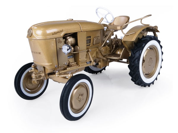5210 - Universal Hobbies Deutz D15 Tractor Gold Edition 1959