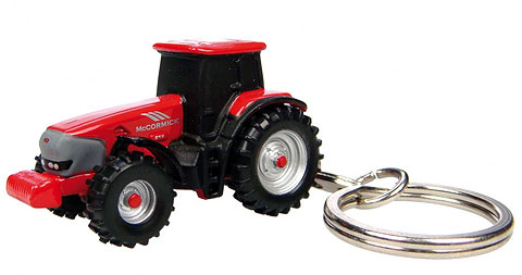 5504 - Universal Hobbies McCormick ZTX Tractor Key Ring
