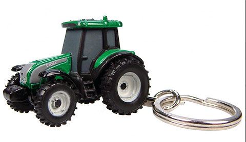 5509 - Universal Hobbies Valtra C Series Tractor Key Ring