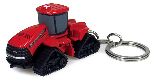 5595 - Universal Hobbies Case Quadtrac 600 Tractor Key Ring