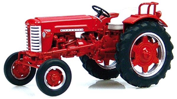 6089 - Universal Hobbies 1964 International Harvester McCormick F270 Tractor