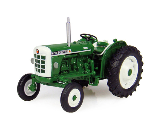 6102 - Universal Hobbies Oliver 600 Tractor