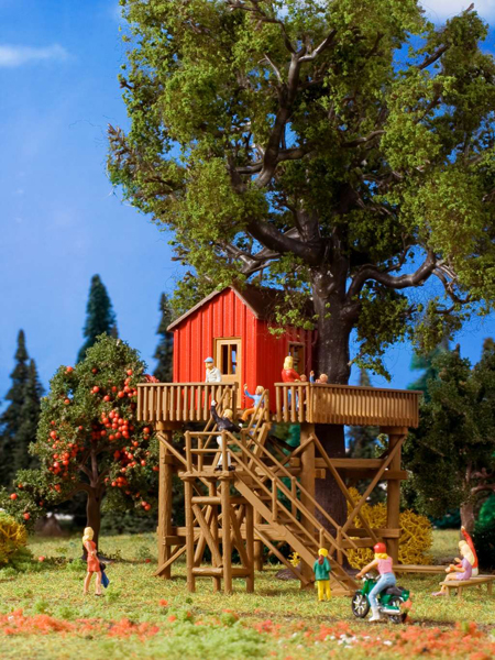 43601 - Vollmer Tree House