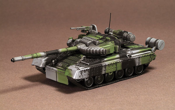 TK0052 - War Master T 80BV Tank 4th Guard Tank