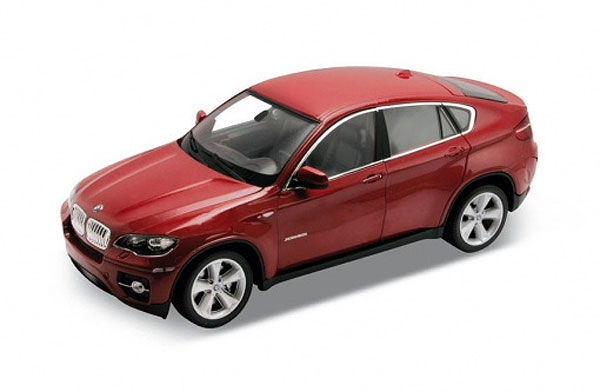 24004W-R - Welly BMW X6
