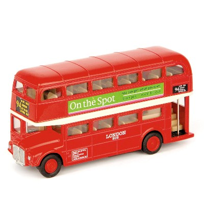 99930H-W - Welly London Bus