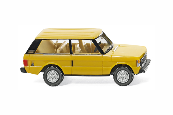 010501 - Wiking 1970 Range Rover