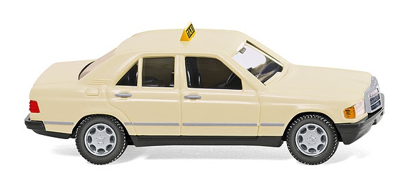 014923 - Wiking Taxi Mercedes Benz 190