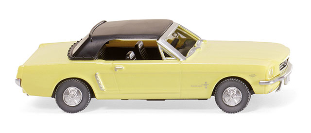 020599 - Wiking 1964 Ford Mustang Convertible