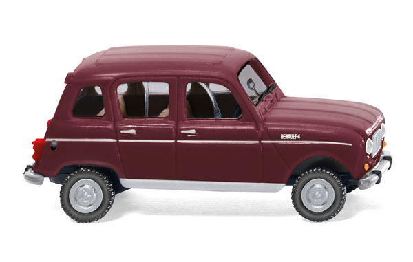 022403 - Wiking 1961 Renault R4