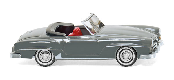 025001 - Wiking Mercedes Benz 190 SL Cabrio