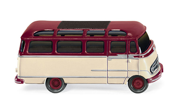 026002 - Wiking 1955 Mercedes Benz O 319 Panorama