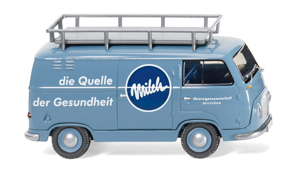 028902 - Wiking Milk 1953 Ford FK 1000 Delivery