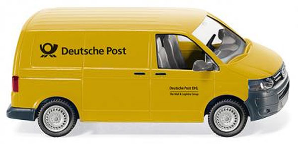 030906 - Wiking Deutsche Post Volkswagen T5 GP Delivery
