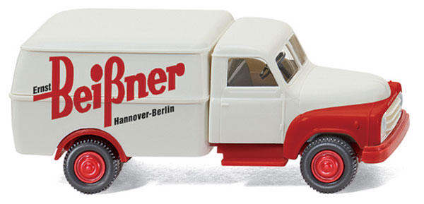 034549 - Wiking Hanomag L28 Box Van