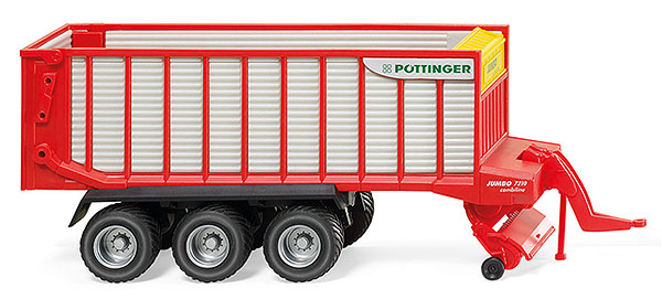 038139 - Wiking Pottinger Forage Trailer
