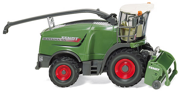 038960 - Wiking Model Fendt Katana 65 Forage Harvester