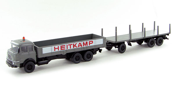 050201 - Wiking Heitkamp Krupp Heavy Truck and Trailer