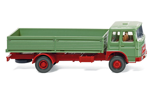 051901 - Wiking Model Man Flatbed Truck