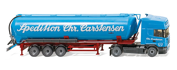 053101 - Wiking Spedition Chr Carstensen Scania Truck and