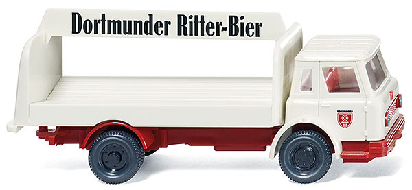 056001 - Wiking Ritter Bier International Harvester Beverage Truck