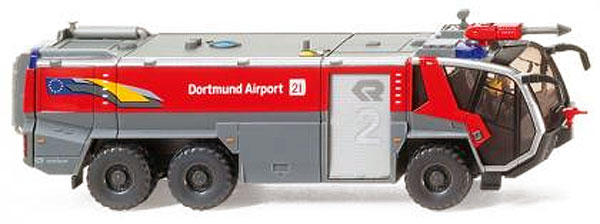062604 - Wiking FLF Panther 6X6 Airport Dortmund Fire