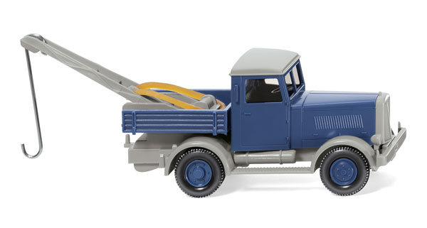 063049 - Wiking 1945 Hanomag Tow Truck High Quality