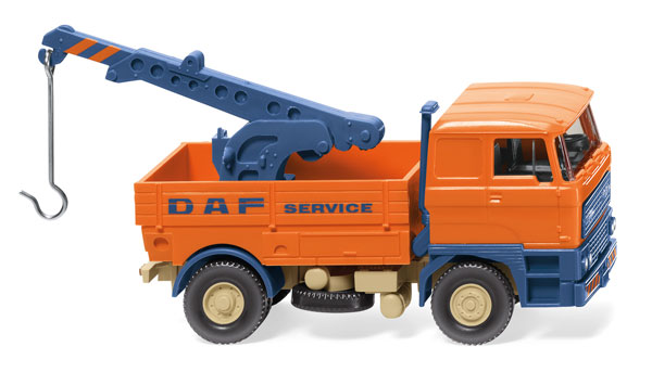 063404 - Wiking Model DAF Service DAF Tow Truck high quality