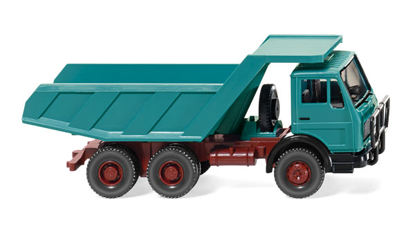 067105 - Wiking Model Mercedes Benz NG Dump Truck