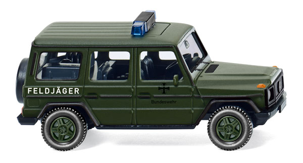 069507 - Wiking Military Police Mercedes Benz G Bundeswehr