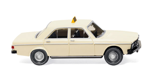 080013 - Wiking 1968 Audi 100 Taxi Cab