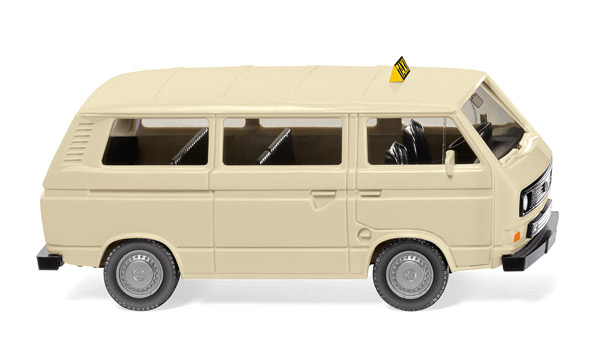 080014 - Wiking Taxi Volkswagen T3 Bus High Quality